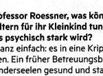 Offener Brief an STERN-Experten Prof. Rößner